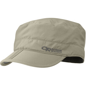 Outdoor Research Radar Pocket Gorra, khaki